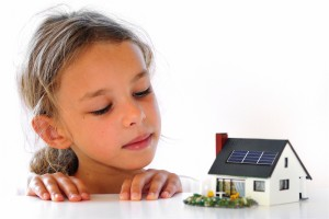 solar home power