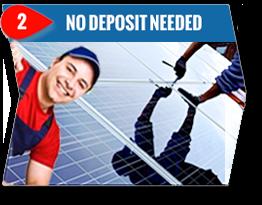 No Deposit Needed